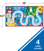 What Time Is It? Board Game Product Image