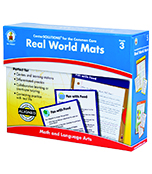 Real World Mats File Folder Game Product Image