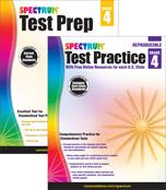 Spectrum Test Prep and Practice Workbook Bundle Product Image