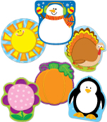 Seasonal Notepad Assortment Product Image