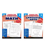 Common Core Connections Grade 3 Workbook Bundle Product Image