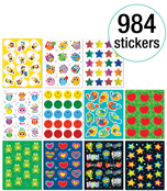 Colossal Shape Sticker Sticker Collection Product Image