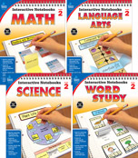 Interactive Notebooks Math, Language Arts, Word Study & Science Resource Book Bundle Product Image