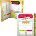 Aim High Substitute Teacher Folder Product Image