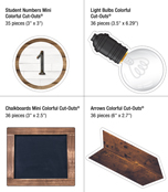 Industrial Chic Classroom Collection Product Image