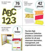 Aim High Classroom Collection Product Image