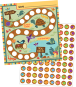 Nature Explorers Mini Incentive Charts Product Image