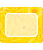 Lemon Lime Name Tags Product Image