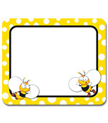 Buzz–Worthy Bees Name Tags Product Image