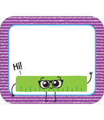 School Tools Name Tags Product Image