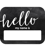 Hello Name Tags Product Image