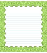 Lemon Lime Notes Notepad Product Image