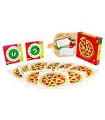 Pizza To Go Board Game Product Image