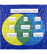 Venn Diagram Pocket Chart Product Image