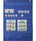 Deluxe Money Pocket Chart Product Image