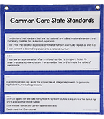 The Complete Common Core State Standards Kit for Math Pocket Chart Cards Product Image