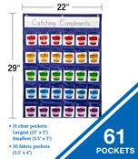 Positive Reinforcement Pocket Chart Product Image