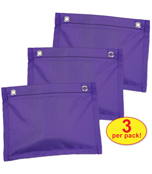 Magnetic Board Buddies: Purple Pocket Chart Product Image