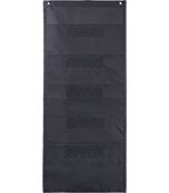 File Folder Storage: Black Pocket Chart Product Image
