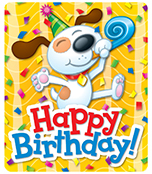 Happy Birthday Motivational Stickers Product Image