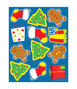 Holiday Shape Stickers Product Image