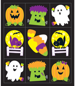 Halloween Friends Prize Pack Stickers Product Image