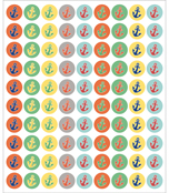 S.S. Discover Chart Seals Product Image