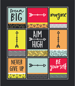 Aim High Prize Pack Stickers Product Image