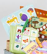 Nature Explorers Shape Stickers Product Image