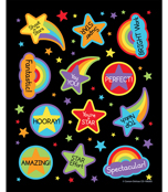 Be Bright Motivators Motivational Stickers Product Image