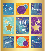 Galaxy Prize Pack Stickers Product Image