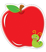 Apple Two-Sided Decoration Product Image