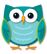 Colorful Owl Two-Sided Decoration Product Image