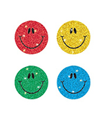 Smiley Faces, Multicolor Chart Seals Product Image