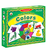 What Do You See? Colors Board Game Product Image