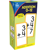 Addition 0-12 Flash Cards Product Image