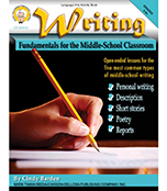 Writing Resource Book Product Image