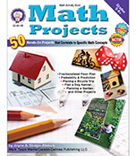 Math Projects Resource Book Product Image