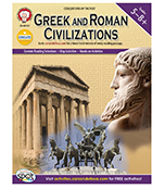 Greek and Roman Civilizations Resource Book Product Image