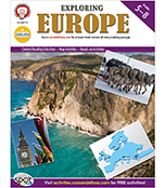 Exploring Europe Resource Book Product Image