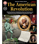 The American Revolution Workbook Product Image