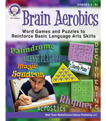 Brain Aerobics Workbook Product Image