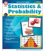 Statistics & Probability Workbook Product Image