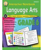 Interactive Notebook: Language Arts Workbook Product Image