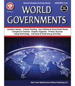 World Governments Workbook Product Image
