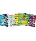 Science Vocabulary Bulletin Board Set Product Image