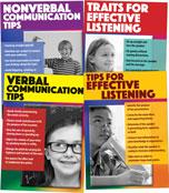 Speaking & Listening Effectively Bulletin Board Set Product Image