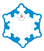 Snowflakes Cut-Outs Product Image