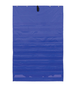 Original Blue Pocket Chart Product Image