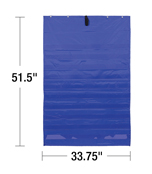 Original Blue Pocket Chart Product Image